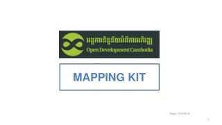MAPPING KIT