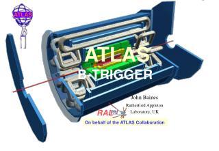 ATLAS  B-TRIGGER