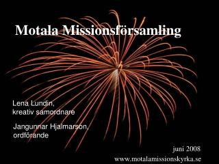 Motala Missionsförsamling