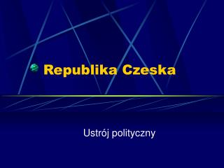 Republika Czeska