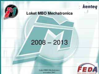 Loket MBO Mechatronica