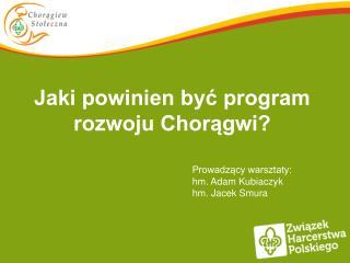 Jaki powinien być program rozwoju Chorągwi?