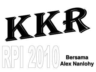 RPI 2010