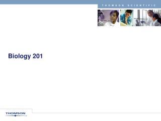 Biology 201