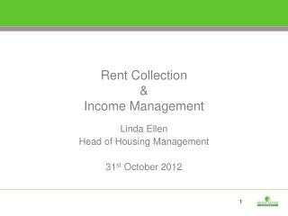 Rent Collection & Income Management