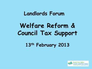Landlords Forum