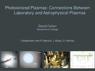 Photoionized Plasmas: Connections Between Laboratory and Astrophysical Plasmas