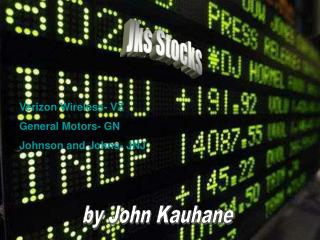 Jks Stocks