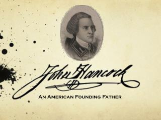 An American Founding Father