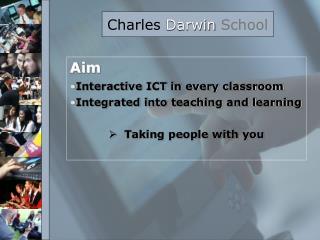 Charles  Darwin School