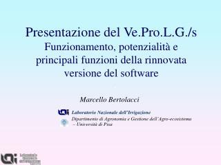 Marcello Bertolacci