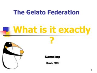 The Gelato Federation