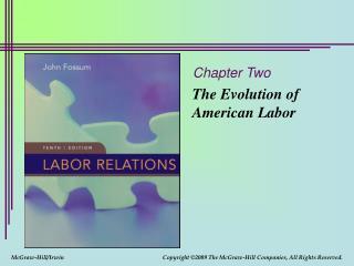 The Evolution of American Labor