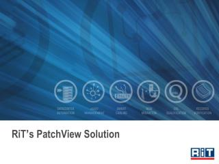 RiT � s PatchView Solution