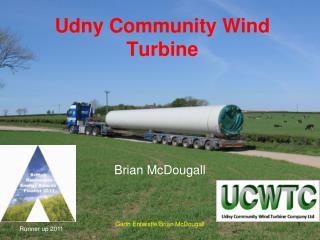 Udny Community Wind Turbine