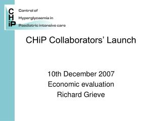 CHiP Collaborators' Launch