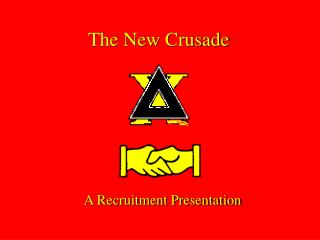 The New Crusade