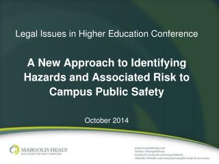 Legal Issues in Higher Education Conference