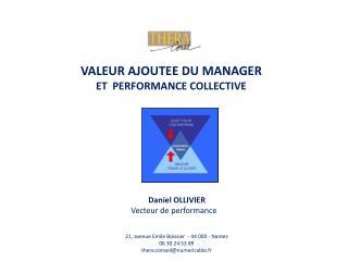 Daniel OLLIVIER Vecteur de performance