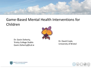Clinical Child Psychology