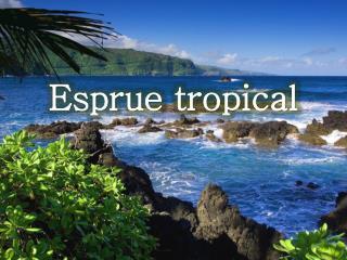 Esprue  tropical