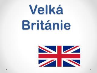 Velk� Brit�nie