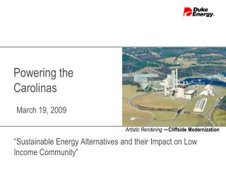 Powering the Carolinas
