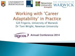 Working with 'Career Adaptability' in Practice