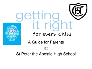 St Peter the Apostle High School