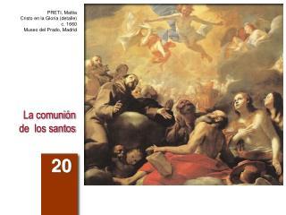 La comuni�n de  los santos