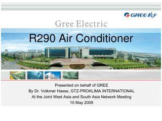 R290 Air Conditioner