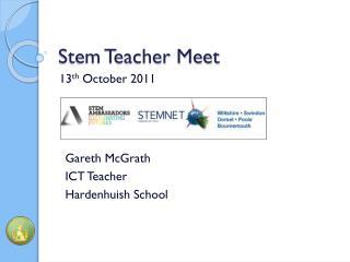 Stem Teacher Meet