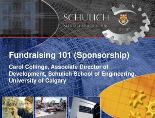 Fundraising 101 (Sponsorship)