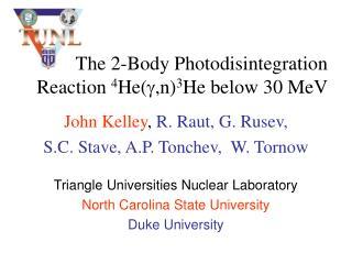 The 2-Body Photodisintegration Reaction  4 He( g ,n) 3 He below 30 MeV