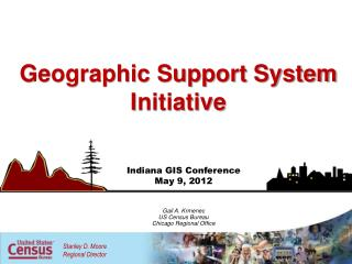 Geographic Support System   I nitiative