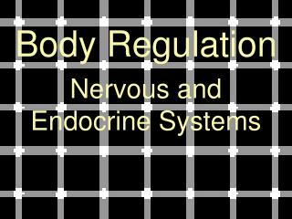 Body Regulation