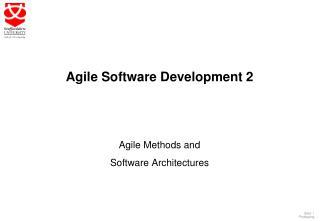 Agile Software Development 2