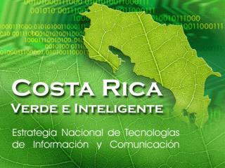 Tendencias y evolución hacia la nueva economía en Costa Rica: Áreas de Oportunidad