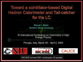 Toward a scintillator-based Digital Hadron Calorimeter and Tail-catcher for the LC