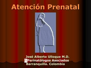 Atención Prenatal