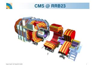 CMS @ RRB23