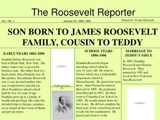 The Roosevelt Reporter