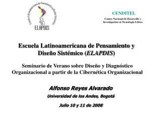 Escuela Latinoamericana de Pensamiento y Diseño Sistémico ( ELAPDIS )