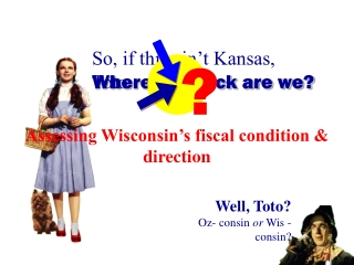 Wisconsin State Budget 2011-2013