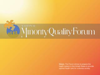 To inform about the Forum's unique capacity to define  chronic disease at the zip code level