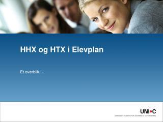HHX og HTX i Elevplan