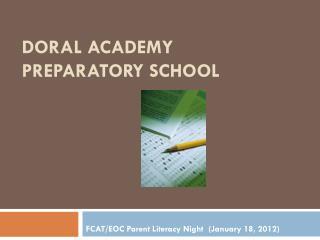Doral Academy Preparatory School