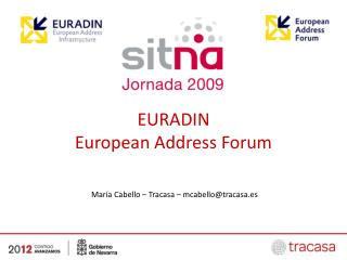 EURADIN European Address Forum