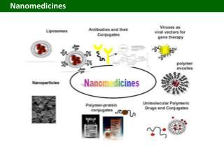 Nanomedicines