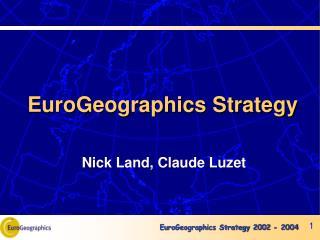 EuroGeographics Strategy